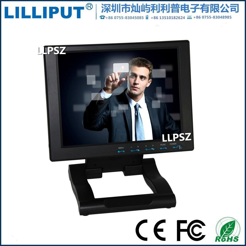 利利普10.4寸液晶觸摸顯示器 桌面VGA監視器 FA1042-NP/C/T 1