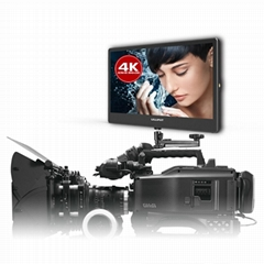 利利普A12 4K HDMI 摄影摄像12.5寸3G-SDI 广播级多画面监视器