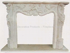 Fireplace / Mantle