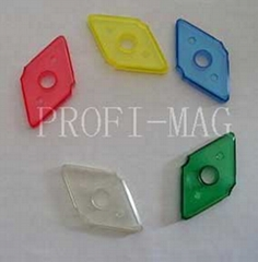 panels for magnetic toys
