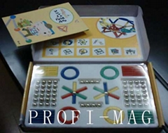 magnetic construction to