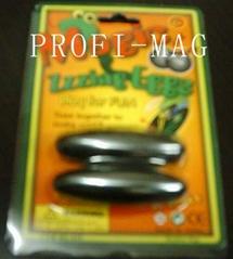 magnetic olives (snake eggs)