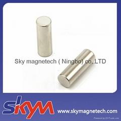 Cylinder  shape NdFeB magnet