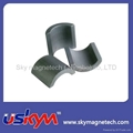 anisotropic magnet