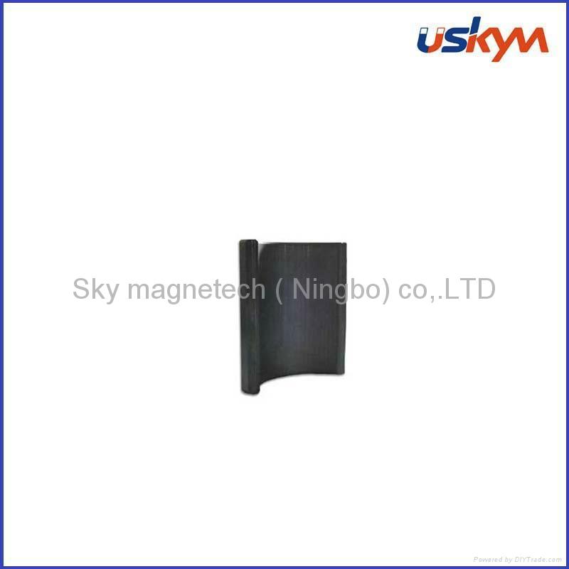 Ceramic segment magnet
