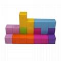 Magnetic Buliding Blocks Magic Magnetic Cube for Kids-7pcs Magnetic Bricks 2