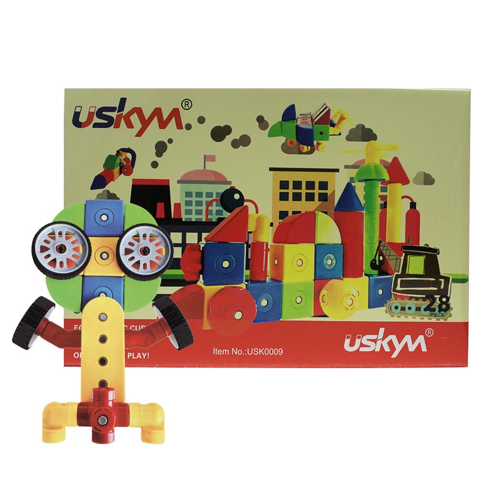 3D Magnetic Building Blocks Educational toys Children building blocks intelligen 1