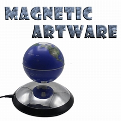 Magnetic artware
