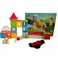 Kids magnetic Wisdom rail children
