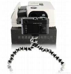 相机感应光谱量测