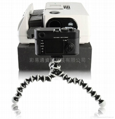 相機感應光譜量測