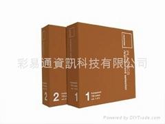 塑料选色手册~透明