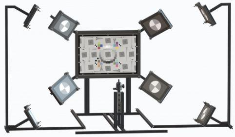 Imatest Ultra-Wide Field of View Test Fixture 1