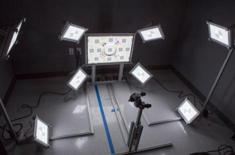 Imatest Ultra-Wide Field of View Test Fixture 3
