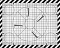 Grid pattern-re