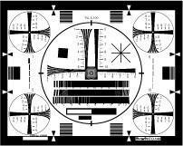 IEEE resolution chart