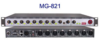 供應美國 THINUNA/聲優  8路自動混音台MG-831 1