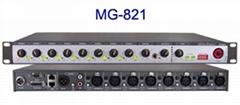 供应美国 THINUNA/声优  8路自动混音台MG-831