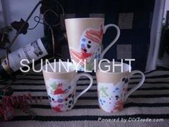 fine porcelain new bone china mug