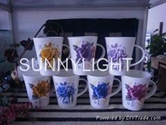 2014 New product New bone china mug