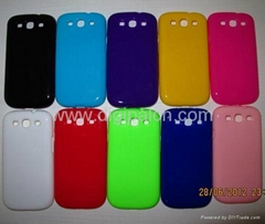 Soft TPU case Samsung i9300