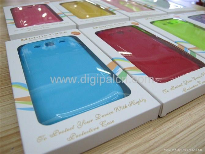 Soft TPU case Samsung i9300 mobile phone case 2