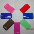 Transparent TPU case Samsung Mobilephone