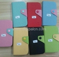 New Style Leather Mobilephone Case