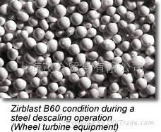 法國聖戈班氧化鋯珠陶瓷噴丸(Zirblast)