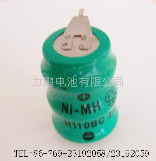 Ni-MH BUTTON 3.6VB80H Battery 5