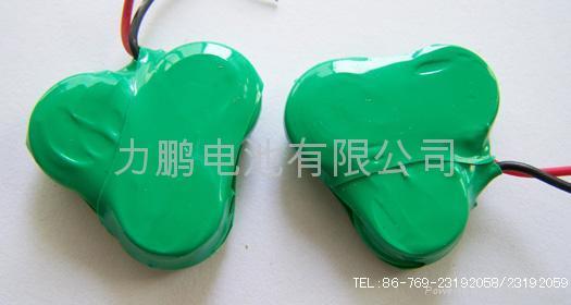 1.2V NI-MH BUTTON BATTERY B250H 3