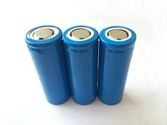 手电筒高容量3.7v26650锂电池5000mah蓝牙音响移动电源