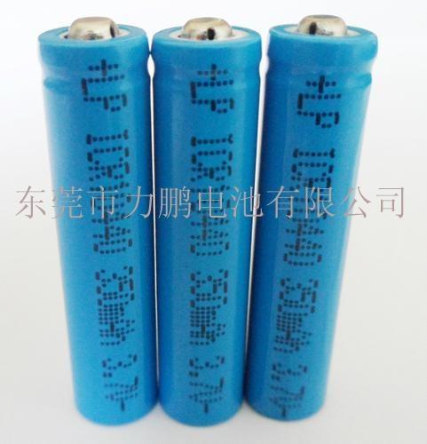 激光笔10440 3.7V锂电池 350MAHA品新货7号锂电池充电电池 4