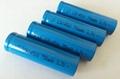 手電筒3.7V14500可充鋰電池750MAH圓柱鋰離子電池  2
