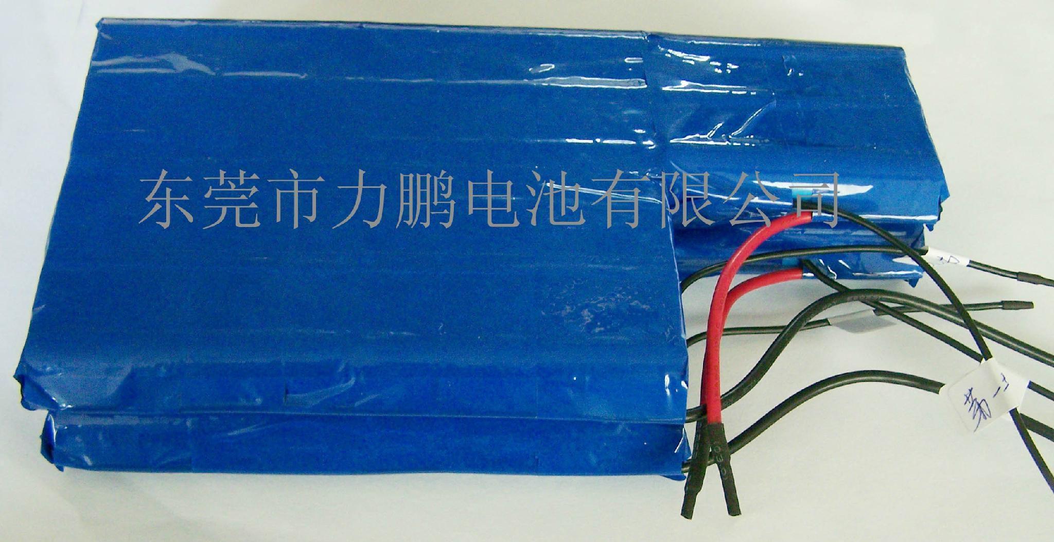 电池厂供应矿灯3.7V18650锂电池组15个并联组合钓鱼灯  1