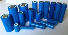 3.7V18650 Column Li-ion battery