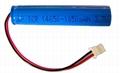 电池厂家14650 3.7v锂电池 1100mah充电锂电池高容量电池 3