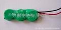 手电筒镍氢扣式3.6VB40H电池组 3