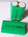 应急灯用镍镉6VSC1800MAH充电电池 3