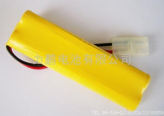 应急灯用镍镉6VSC1800MAH充电电池 4