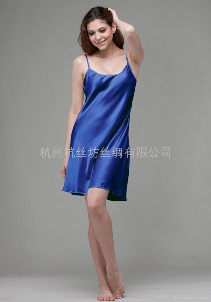 Silk  chemises 2