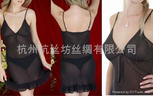 Silk  chemises 3