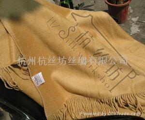 Silk Blanket 3