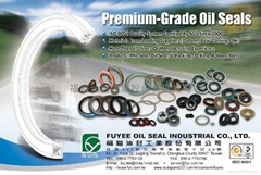 PTFE seals Lip seals for Vacuum pump