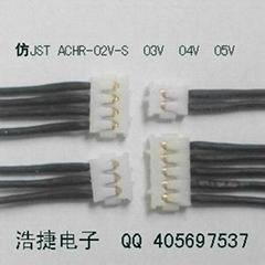 仿ACHR-03V-S连接线