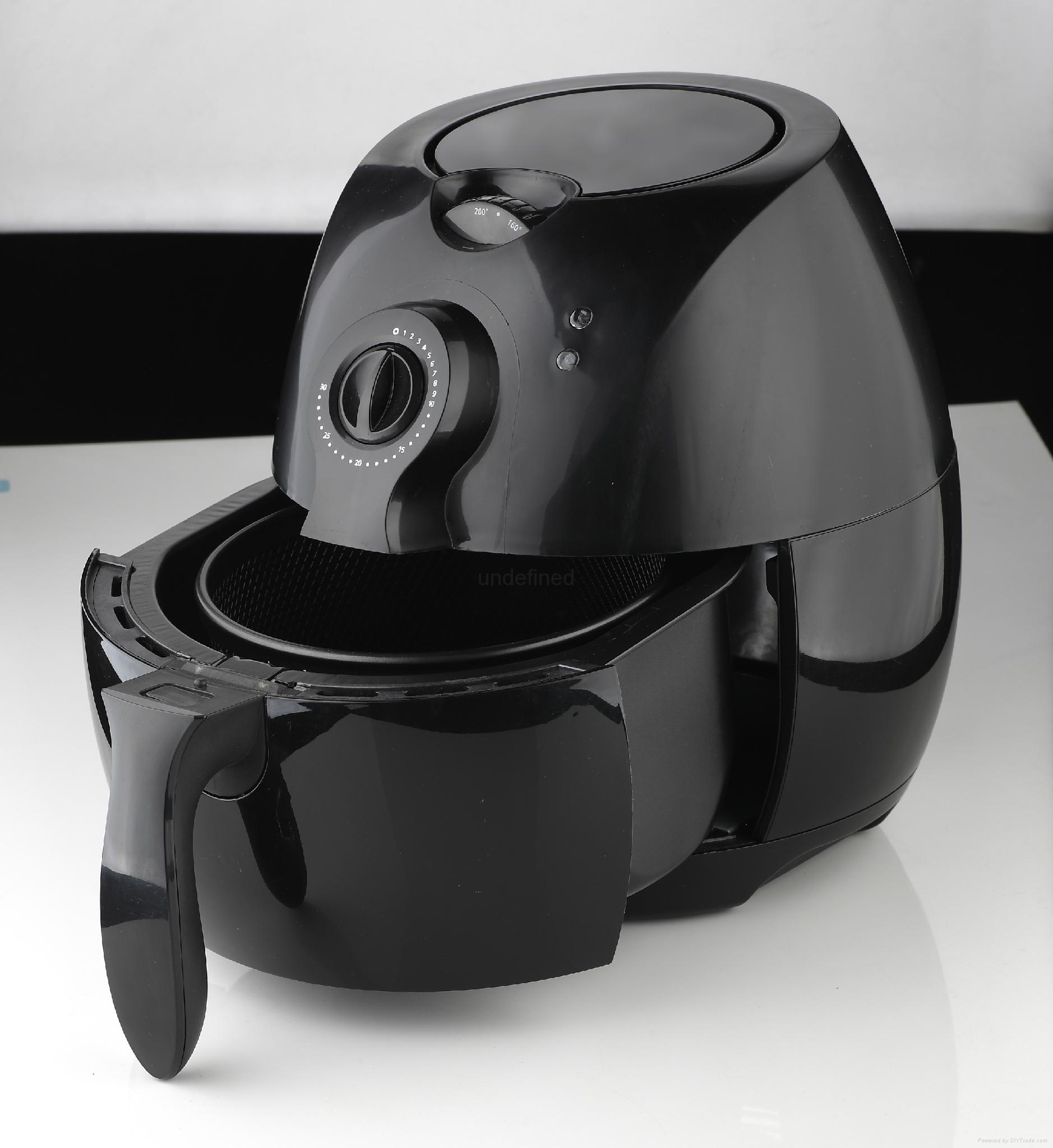 oilless air fryer  2