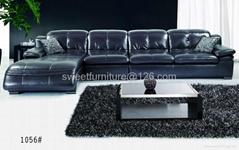 廠家直銷美式真皮沙發,轉角沙發,組合沙發 1056