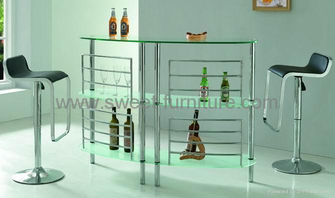 Delightful Bar Table