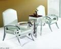 coffee table stainless steel table steel table  3