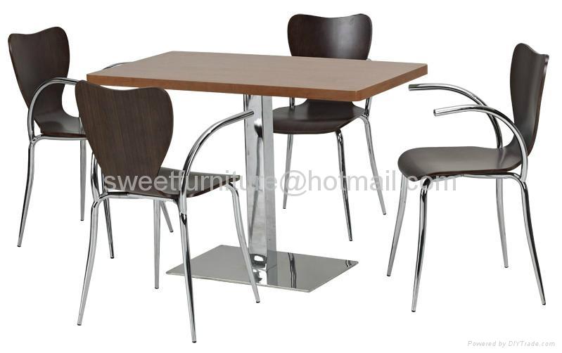Offer Restaurant Table Restaurant Furniture Restaurant Chair China